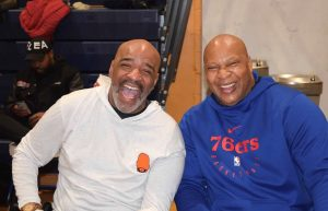 World B. Free and Maxwell Brown at Mastery Charter Pickett Campus